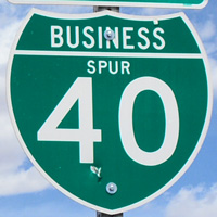 I-40 Business Spur