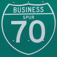 I-70 Business Spur
