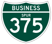Business Spur 375