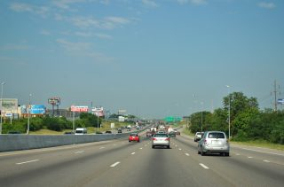 I-40/75 west - Knoxville, TN