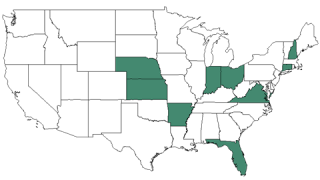 States Formerly Posting Interstate Business Routes