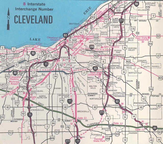 Interstate 490 Ohio - Interstate-Guide.com on counties of alabama map, southern river id map, twin falls idaho map, cleveland municipal airport map, louisiana texas map, graysville alabama street map, ladd-peebles stadium map, idaho road map, cleveland ohio airport map,