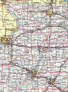 Northwest Illinois - 1986