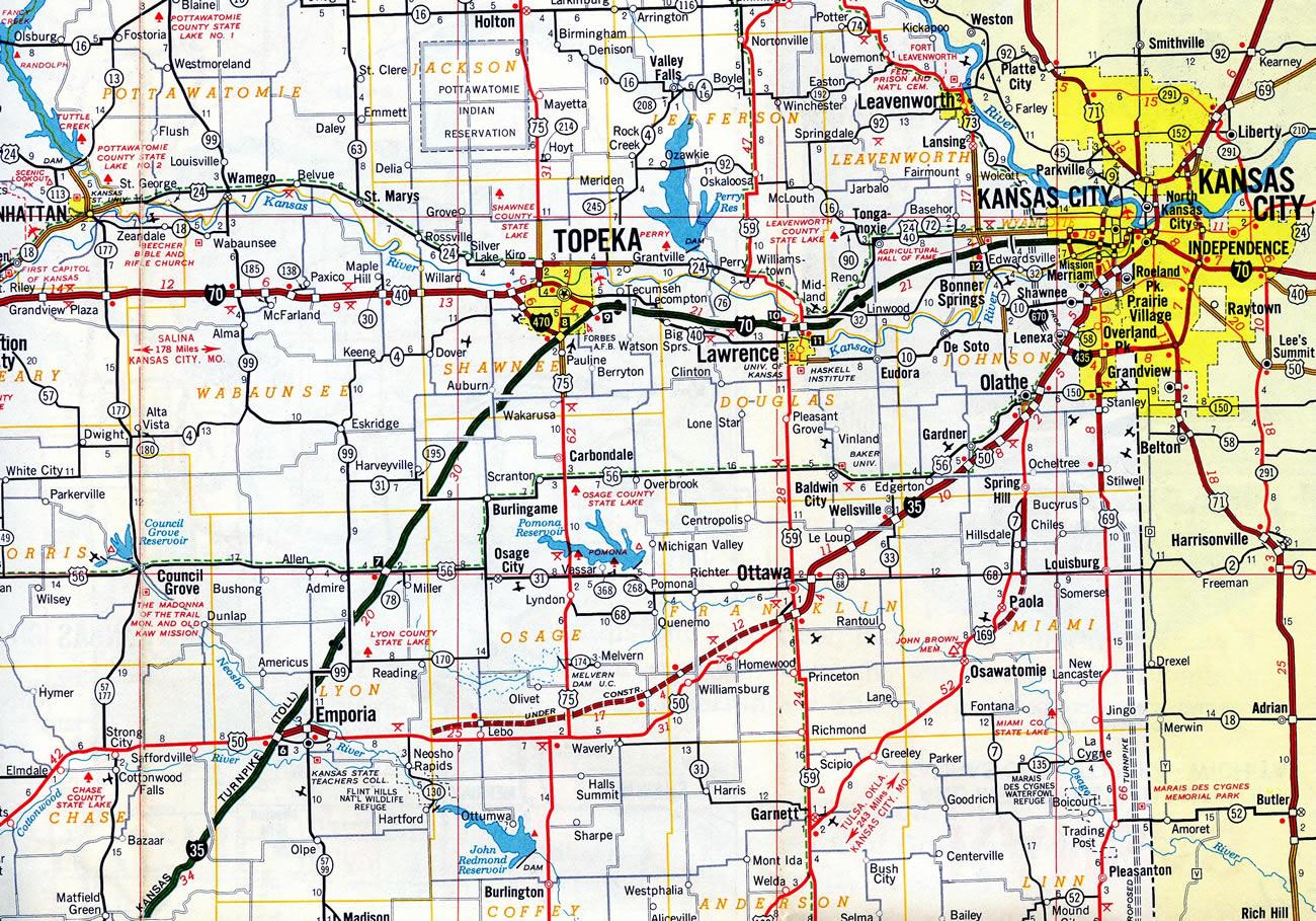 Interstate 35 - Interstate-Guide.com