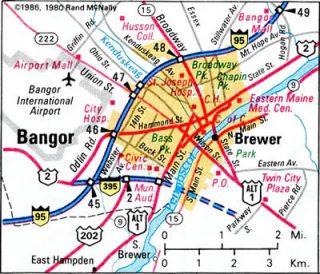 Bangor, ME - 1986