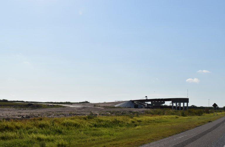US 83 Relief Route construction