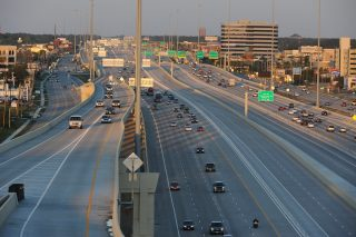 IH-10 Katy Freeway - Houston, TX