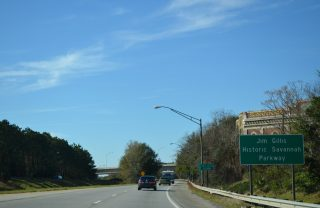I-16 - Jim Gillis Historic Savannah Highway