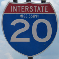 Interstate 20 Mississippi