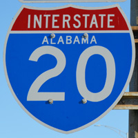 Interstate 20 Alabama