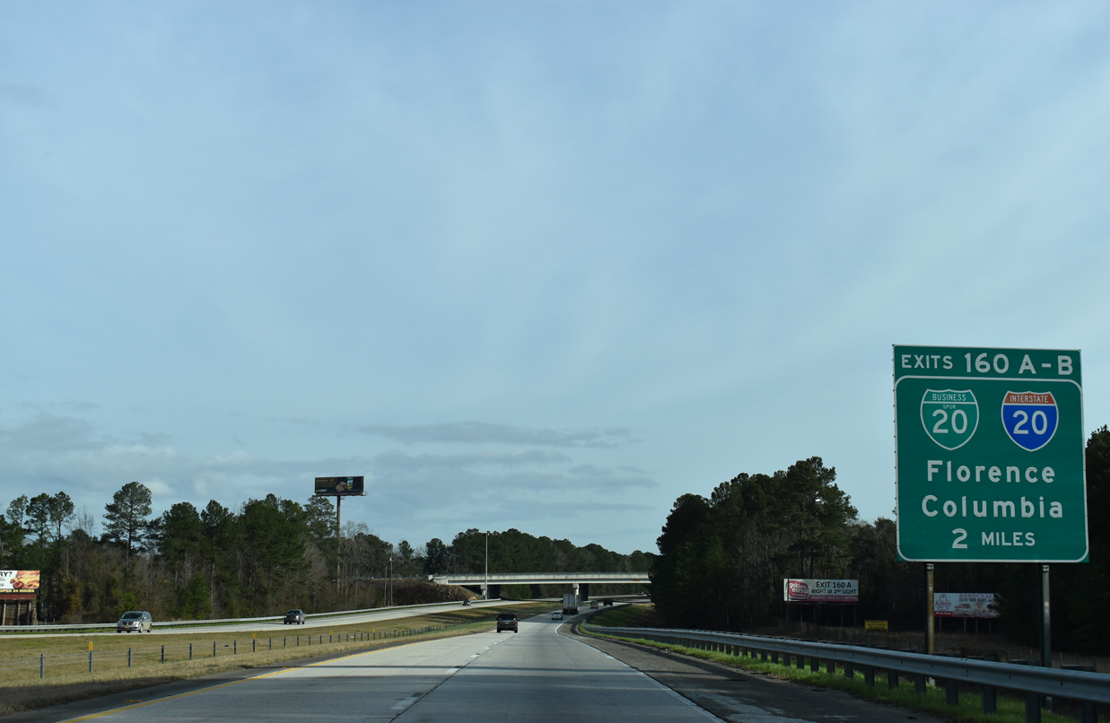 Interstate 20 - Interstate-Guide.com on