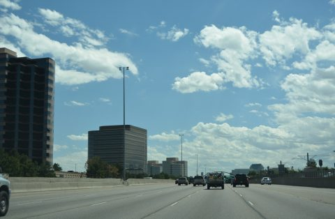 I-25 south - Greenwood Springs, CO