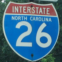 I-26 North Carolina