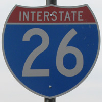 I-26 Tennessee