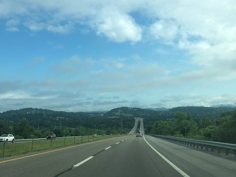 I-26/US 23 west at US 11W - Kingsport, TN