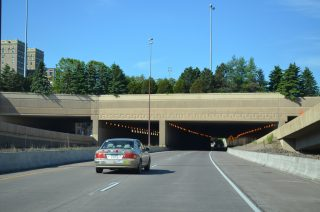 I-35 Lake Place Tunnel - Duluth, MN