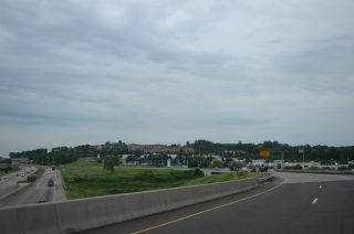 I-35E south at CR 42 - Burnsville, MN