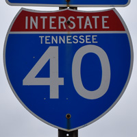 I-40 Tennessee