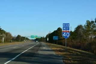 Interstate 40 - Interstate-Guide com
