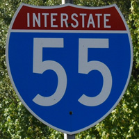 Interstate 55 Tennessee