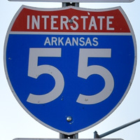 Interstate 55 Arkansas