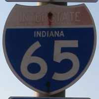 Interstate 65 Indiana