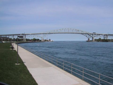 I-69/94 - Blue Water Bridge