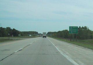I-69/96 north split - Watertown Twp, MI