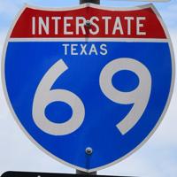 I-69 Texas