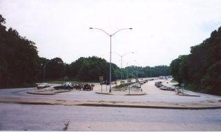 I-70 Park & Ride Lot - Woodlawn, MD