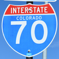 Interstate 70 Colorado