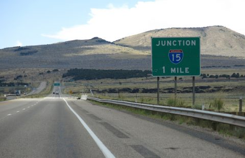 I-70 at SR 161 - Cove Fort, UT