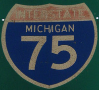 I-75 Michigan