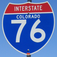 Interstate 76 Colorado