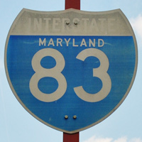 Interstate 83 Maryland