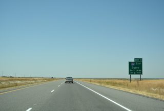 I-86/US 30 west at I-84 - Cassia County, ID