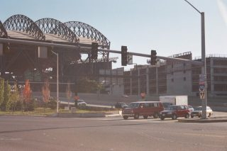 4th Ave S at I-90 - Seattle, WA - 1999