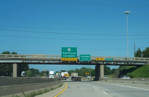 I-94/69 east at M-25 - 2004