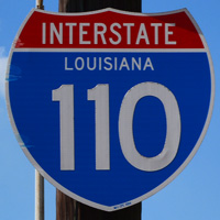 Interstate 110 Louisiana