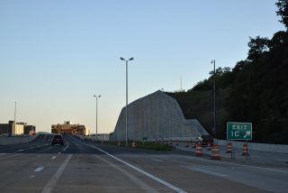US 27 south at I-124 - Chattanooga, TN