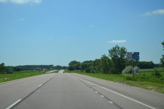 I-129/US 20 west of US 75/77 - South Sioux City, NE