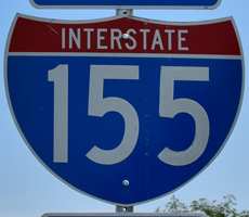 Interstate 155 Tennessee