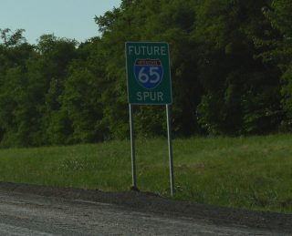 Future I-65 Spur - Bowling Green KY