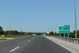 US 60/231 east at I-165 - Owensboro, KY