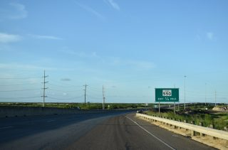 SH 48 east at SH 550 - Brownsville, TX