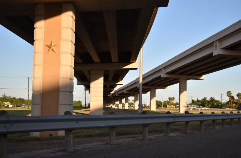 SH 550 at IH 69E/US 77-83 - Brownsville, TX