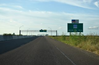 SH 550 north of SH 48 - Brownsville, TX
