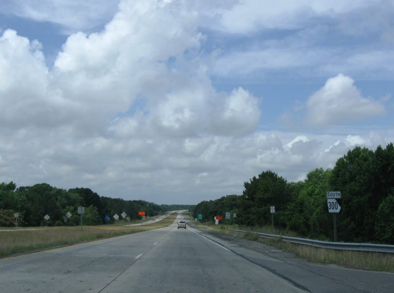 SR 300 south of I-75 - Cordele, GA