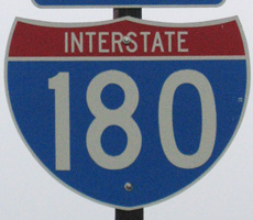 Interstate 180 Nebraska