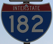 Interstate 182 Washington